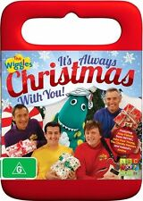 The Wiggles: It's Always Xmas With You * DVD * (Region 4 Australia)