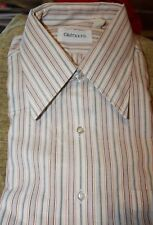 NEW! PINNED & FOLDED VINTAGE 70'S OH!RBACH'SDRESS SHIRT~16~34/35~PAPER TAG