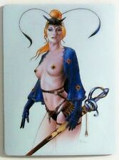 CHRIS ACHILLEOS Fantasy Art Fridge Magnet THE FIRST LADY