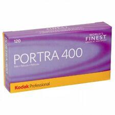 Kodak PORTRA 400 120 película profesional - 5 Paquete