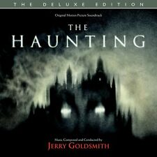 HANTISE (THE HAUNTING) DELUXE EDITION - MUSIQUE DE FILM - JERRY GOLDSMITH (CD)