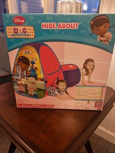 Disney Doc McStuffins Hide About NEW