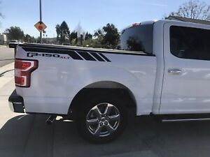 Ford F-150 XLT Bed Side Graphics Set Decals/ Stickers/ Calcas/ Pegatinas