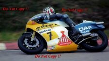 Barry Sheene Suzuki RGB 500 World Championship Season 1983 Photograph 1