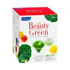 Fancl Beauty Green Juice, Aojiru Kale powder, 11g x 30pcs, HTC  Collagen, Kale