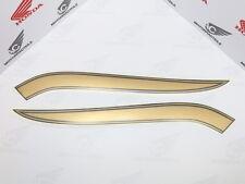 Honda CB 750 K0-K1 Tankdekor Tankzierstreifen Gold