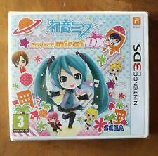 3ds -Nintendo- Hatsune Miku: Project MiraiDX - NEW !!-  PAL UK - Neuf blister