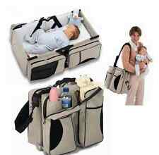 Portable Nursery Bed Baby Infant Travel Diaper Bag Stroller Crib Bassinet Boy