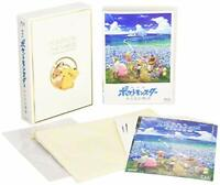 "Pocket monster BLU-RAY MINNANO MONOGATARI JAPAN  "" First limited editon ""  F/S"