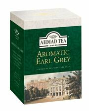 Genuine Ahmad Tea London Aromatico di Qualità Earl Grey Tè allentato 500g.!!!