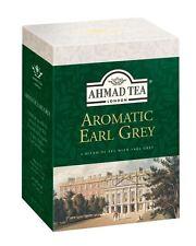 Genuine AHMAD TEA LONDON AROMATIC EARL GREY QUALITY  LOOSE  TEA  500g. !!!