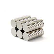 3x1.5mm Neodymium Disc Super Strong Rare Earth N35 Small Cylinder Magnet 50PCS