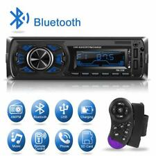 Car Audio Music Stereo Mp3 Player USB SD Memory Card Bluetooth Hands Free Calls