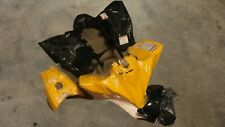 YFZ450R Complete Set Plastics Black & Yellow SE