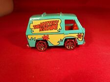HOT WHEELS  SCOOBY DOO MYSTERY MACHINE TELEVISION SHOW CAR HARD TO FIND ITEM