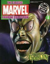 Classic Marvel Figurine Collection # 8 Green Goblin + Magazine