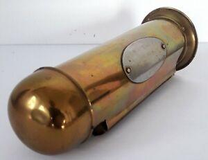 Early Vintage German Brass Harmonica