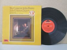 JOHN BARRY/THE RPO- Concert LP (Live/Best of JAMES BOND THEMES/Born Free etc)