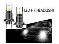 M7 H7 LED 110W Voiture de Phare CSP Ampoule Feux Auto Avant 30000LM 6000K Blanc