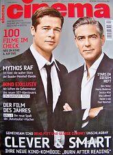 JAMES BOND + 007 + CINEMA + 10/2008 + DANIEL CRAIG + EIN QUANTUM TROST +