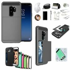 Pocket Case Cover Wireless Headset Accessory Kit For Samsung Galaxy S9 S9 Plus