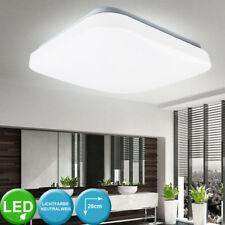 LED Design Decken Lampe Ess Zimmer Beleuchtung Energiespar Leuchte neutralweiß