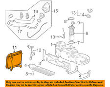 GM OEM Diesel Fuel System-Cooler 10371405
