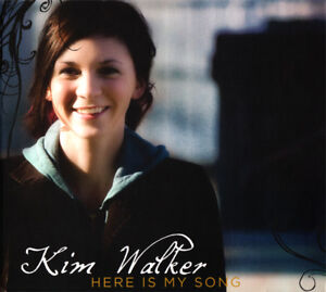 Kim Walker-Smith - Here Is My Song CD 2008 Jesus Culture Music ** NEW **