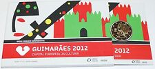 2 Euro commémorative de Portugal 2012 Belle Epreuve (BE) - Guimarães