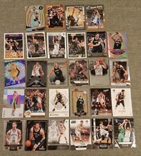 Brook Lopez LOT of 28x all different cards - Nets Lakers