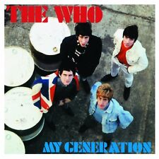WHO MY GENERATION CD ROCK 2012 NEW