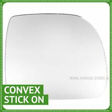 Right hand driver side for Renault Kangoo 1998-2002 wing mirror glass
