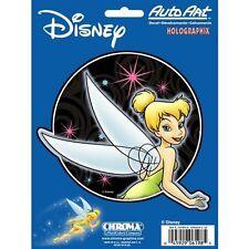 Licensed Disney Tinkerbell Optic Tink Holographix Vinyl Decal Chroma Graphics