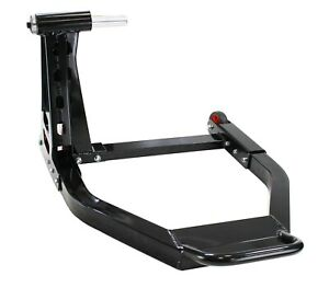 HEAVY DUTY PADDOCK STAND TO FIT DUCATI 1200 MONSTER ALUMINIUM BOX PRO SIDE STAND