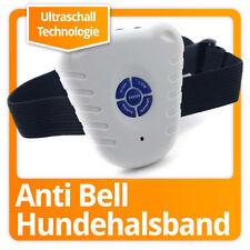 Antibell Hundehalsband Hunde Halsband Ultraschall Erziehungshalsband Anti-Bellen