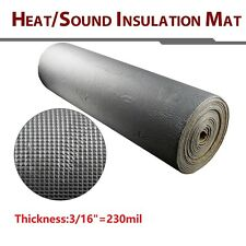 Lightweight Thermal Insulation Sound Damping Material Mat Noise Killer 54