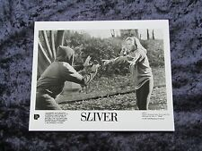 SLIVER original press photo SHARON STONE