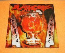 Blastcorps - Glorified - CD, 2005 Forever Underground Records Dutch Death Metal.