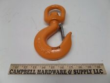 5 Ton Alloy Swivel Hoist Hook