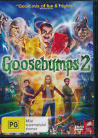 Goosebumps 2 DVD NEW Region 4