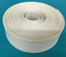 """2"""" Vinyl Chair Strapping Patio Furniture Repair 20' Texture Off White # 224"""