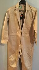 Nike Mens Gold Caddie Overalls Size Large Bibs Water Resistant 777757 235 Caddy