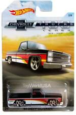 2018 Hot Wheels Chevrolet Trucks 100 years #2 '83 Chevy Silverado