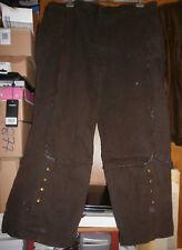 Pantalon marron JEAN-MARC PHILIPPE - Taille 10 (58/60) - NEUF !!!