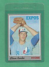 1970 Topps Montreal Expos Steve Renko # 87 NM Tough Card !!!