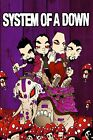 System Of a Down Poster 24X36 inches