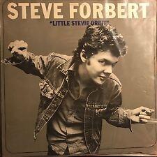 STEVE FORBERT • Little Stevie Orbit • VINILE LP • NUOVO SIGILLATO