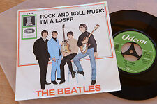 BEATLES Rock And Roll Music  7'' inch single green Odeon germany O 22 915 ex-nm