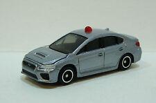 TOMICA ~No.2 SUBARU WRX S4 UNMARKED POLICE CAR ~ 1/62