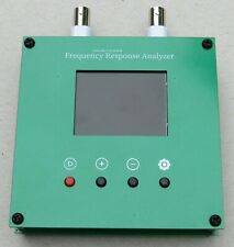 Frequency Response Analyzer (FRA) measuring Magnitude Phase, display Bode Plot